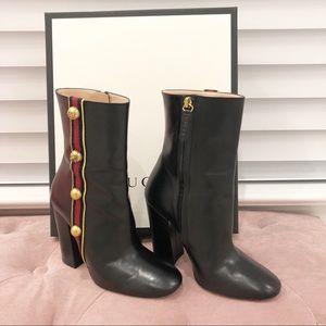 Gucci Carly Malaga Boots SZ 36